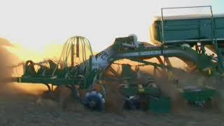 Agregat uprawowo-siewny Tygrys -- SMELA Maszyny rolnicze