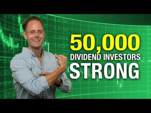 MY DIVIDEND STOCK PICKS ARE UP 44%