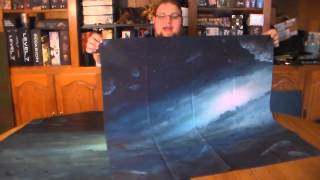 Video Follow-Up: Deep-Cut Asteroid Cloth Mat with Raine