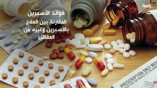 الأسبرين يحد من الإصابة بالجلطات الدماغية