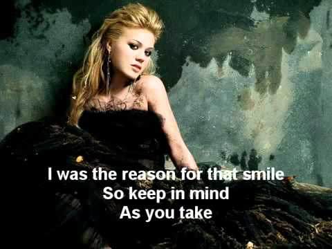Kelly Clarkson - Tell Me A Lie  [LYRICS]  NEW SONG 2011/2012  [HQ]