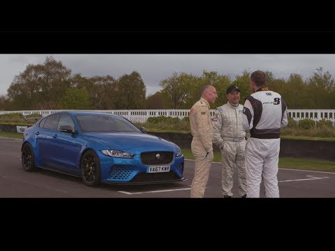 Jaguar XE Project 8 | A Legend in the Making