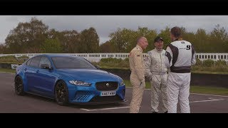 Jaguar XE SV Project 8 | A Legend in the Making