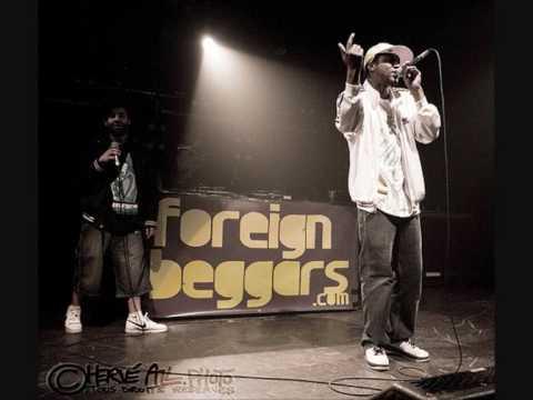 {HD}Foreign beggars ft Taskforce - Coded Rythym Talk
