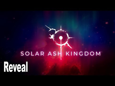 Solar Ash Kingdom – Reveal Trailer [4K 2160P]