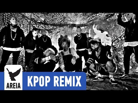 BLOCK B BASTARZ  - Zero For Conduct | Areia Kpop Remix #198
