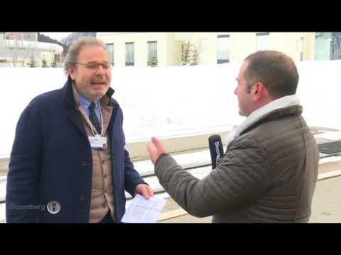 DAVOS 2018 - Cüneyd Zapsu