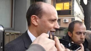 """Baldissoni: """"Lo steward ha rettificato la sua versione"""" 19.12.14"""