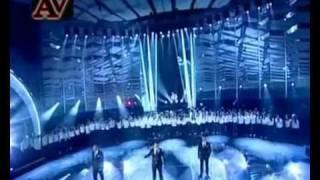 West Side Family - Nese Mundesh (kenga Magjike 2008 Nata Finale)