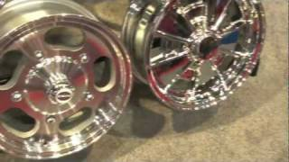 VW Specialist EMPI's Customized Wheels & Parts - SEMA 2011