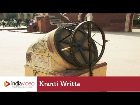 Kranti Writta at Jantar Mantar, Jaipur