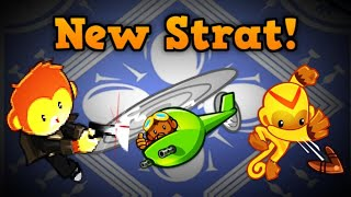 Awesome NEW Cobra Strategy! (BTD Battles)