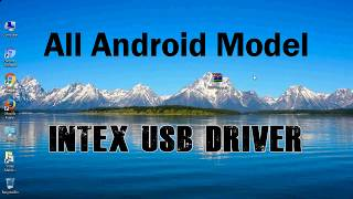 How to Install Intex USB Driver for Windows | ADB and FastBoot