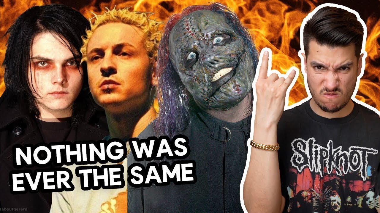 TOP 3 SHOCKING BANDS THAT CHANGED MY LIFE