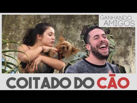 GANHANDO AMIGOS #13 - TRANSAM NA FRENTE DO CACHORRO? (Lisboa, Portugal)