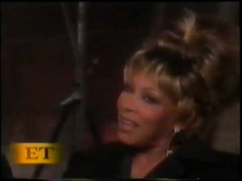 Tina Turner-Goldeneye Interview-1995