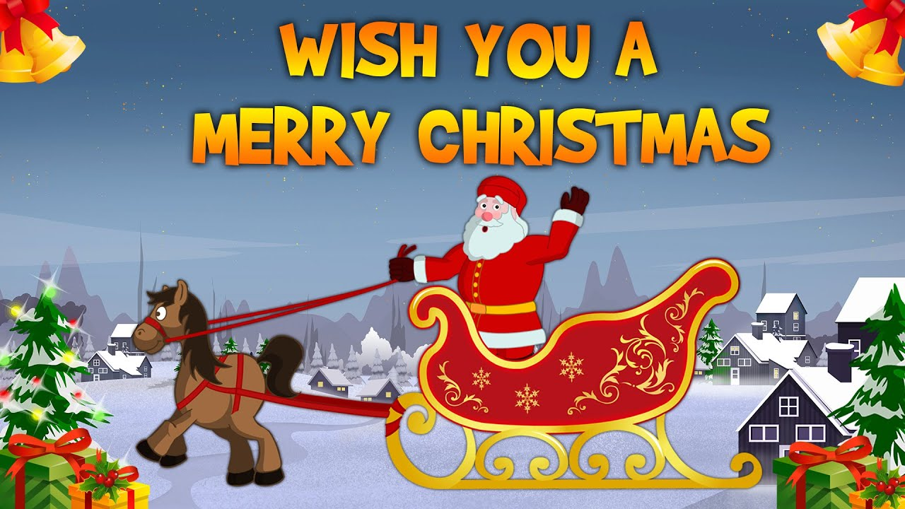 Quot we wish you a merry christmas quot villancico navide 241 o