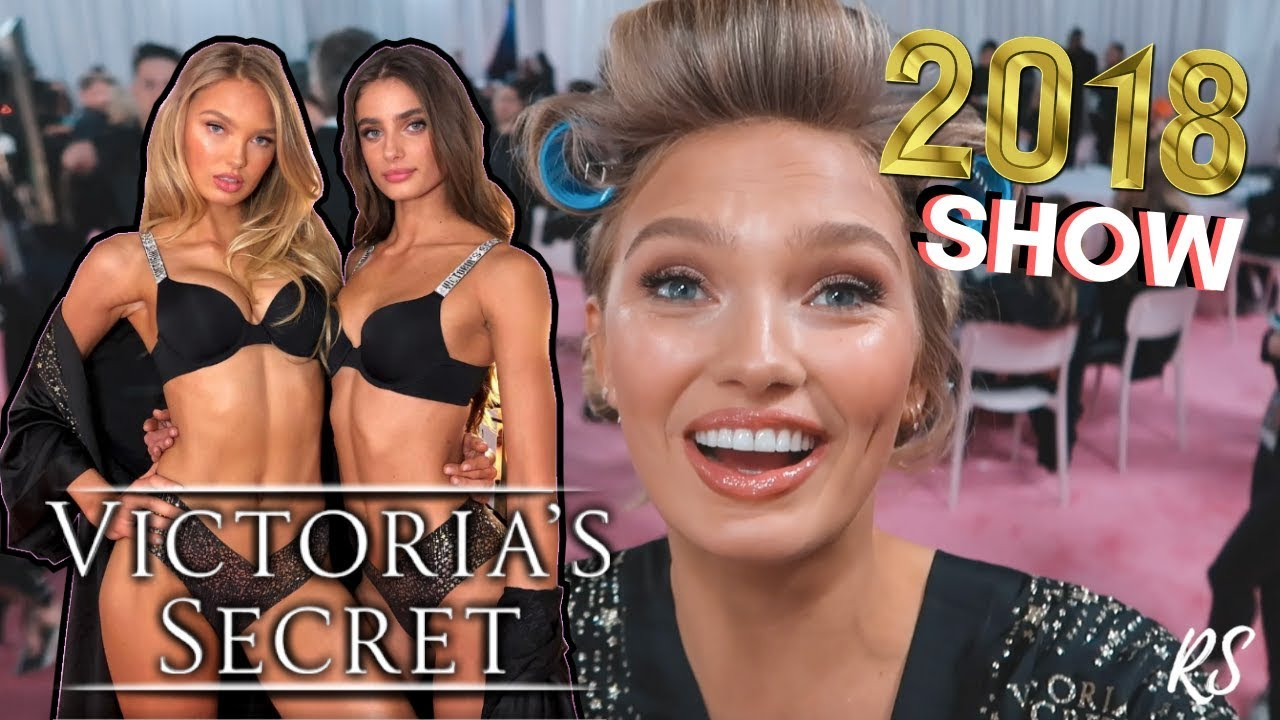 The Victoria's Secret Fashion Show 2018; SHOWTIME