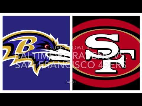 All Super Bowls 1-48