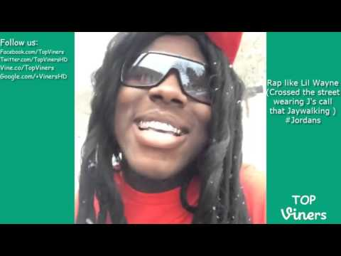 Jerry Purpdrank Lil Wayne Vines Compilation Rap Like Lil Wayne Top Viners ✔