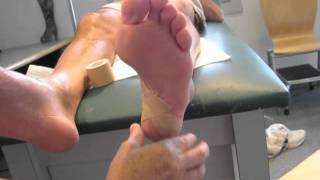 Arch and Sole Podiatry - Plantar Heel Rest Strap