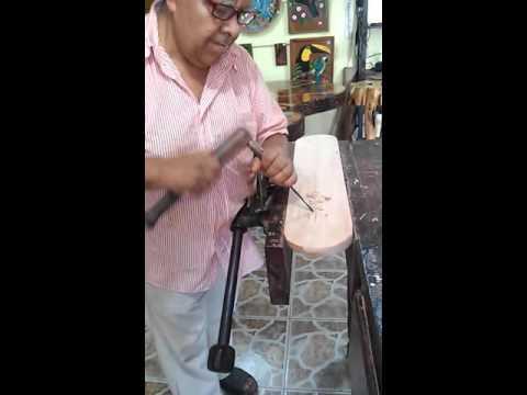 Volcan Panama artist Arte Cruz