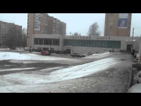 Поездка в Красноармейск 28/2/2015