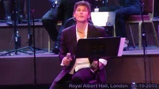 a-ha live - October (HD), Royal Albert Hall, London 08-10-2010
