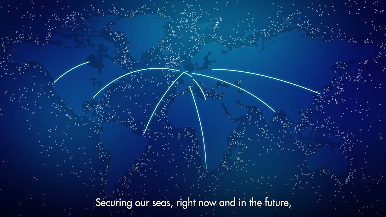 Airbus to provide satellite-based maritime surveillance services for the UK Royal Navy