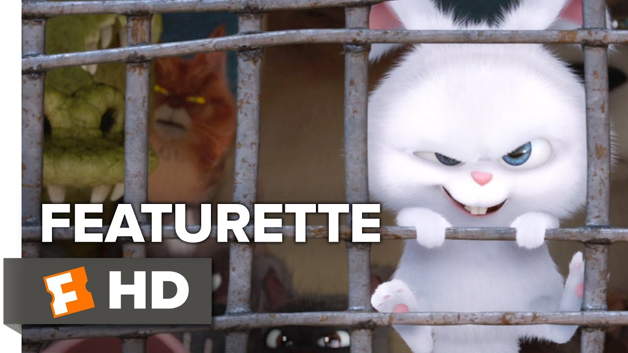 the secret life of pets featurette   a look inside 2016