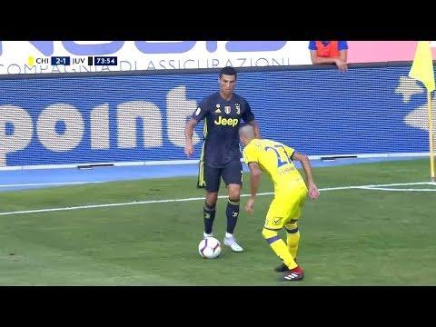 Cristiano Ronaldoyu Durdurmak İçin Yapılan Utanç Verici Girişimler