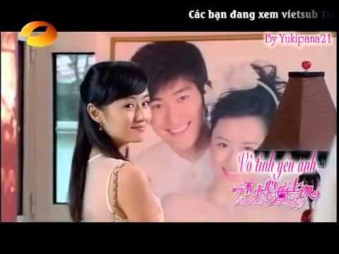 [vietsub] Trailer Vô tình yêu anh (一不小心爱上你)
