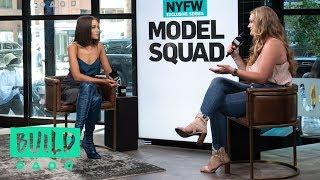 "Olivia Culpo Chats E!'s ""Model Squad"""