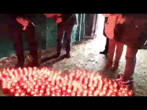 Las Tres Gracias se celebran en Viveiro con medidas frente al coronavirus
