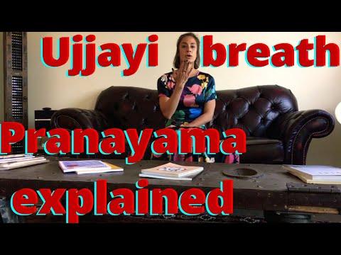Ujjayi Breath - Pranayama - Pathak Yoga