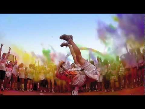 THE COLOR RUN™ - Be A Color Runner™