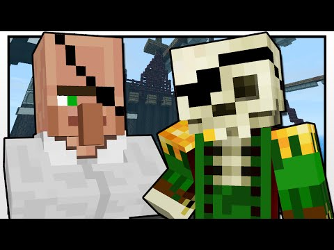 Minecraft | PIRATE TREASURE QUEST | Custom Mod Adventure