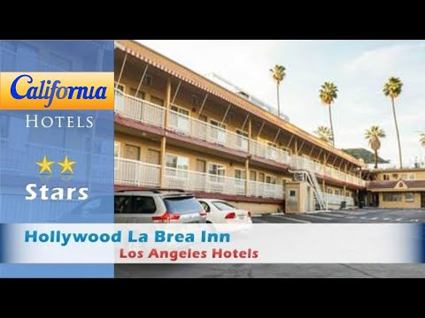 Hollywood La Brea Inn, Los Angeles Hotels - California