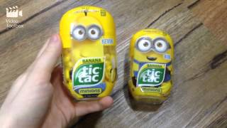 Massive Kevin and Bob Minions Limited Edition Tic Tacs!!!