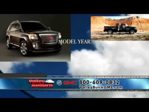 Valley Buick GMC Year-End Closeout In Auburn, WA!