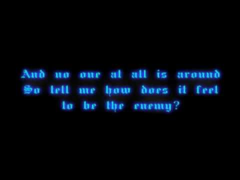Sevendust ~ Enemy Lyrics