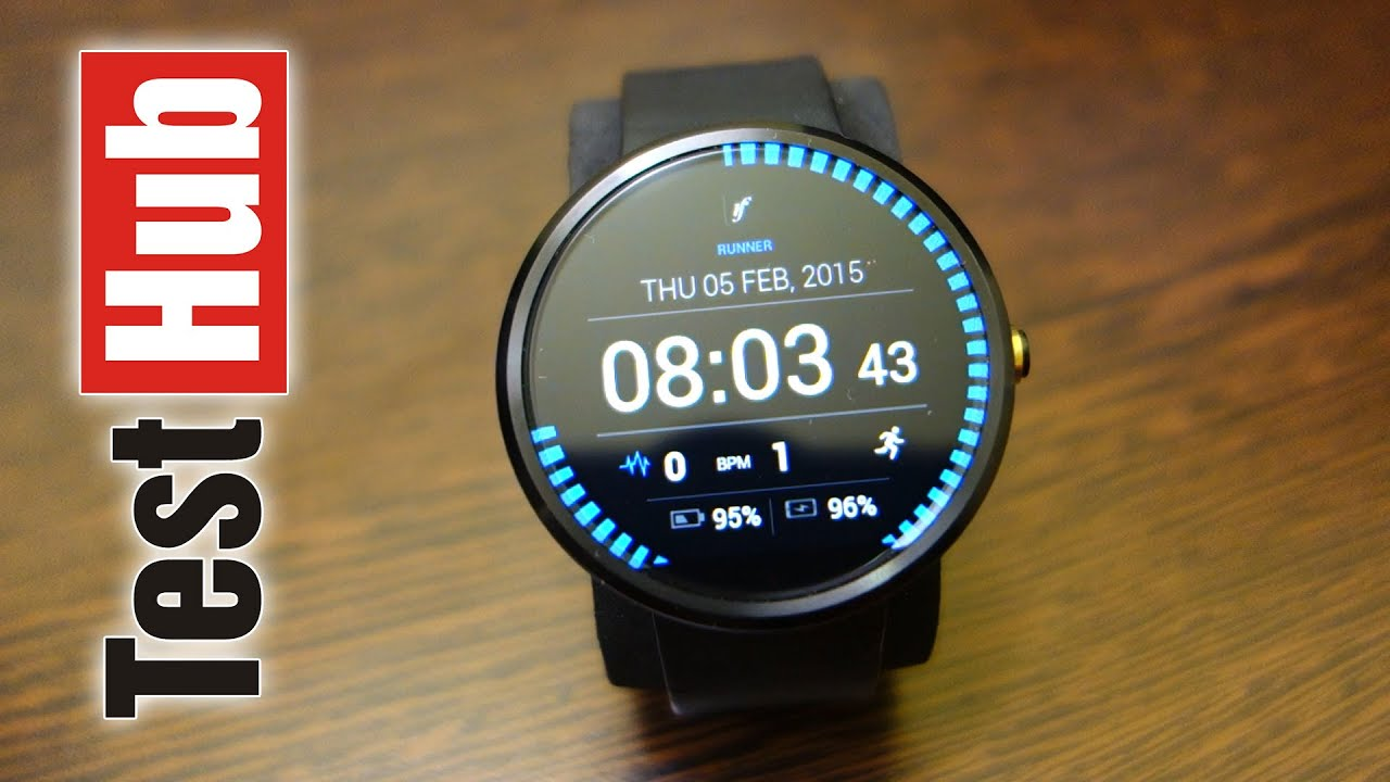 motorola moto 360 android wear smartwatch test review. Black Bedroom Furniture Sets. Home Design Ideas