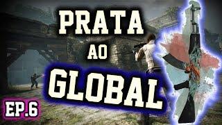 [CS:GO] PRATA AO GLOBAL - EP 06 - EU TO DE VOLTA, DESSA VEZ É PRA VALER