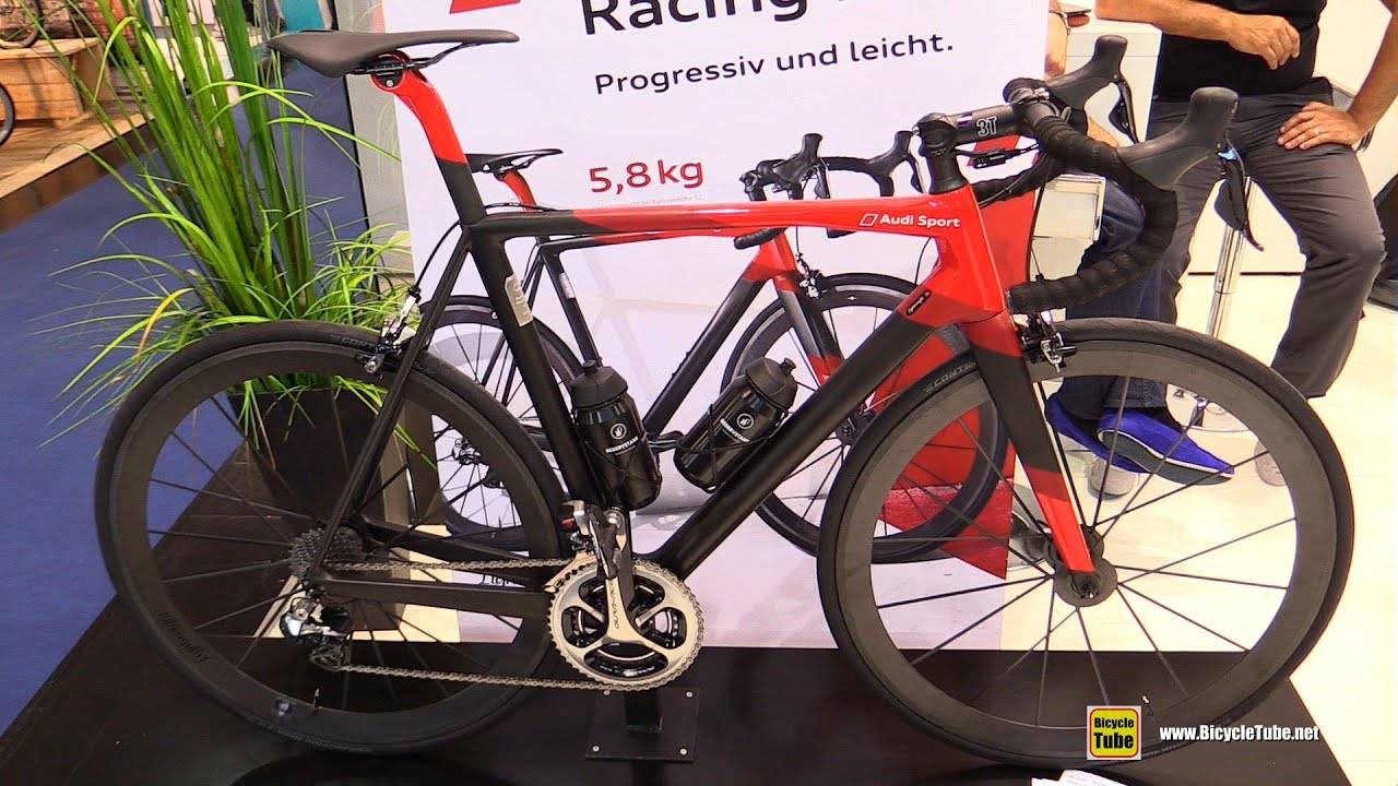2016 Audi Sport Racing Bike 5 8kg Road Bike Walkaround 2015