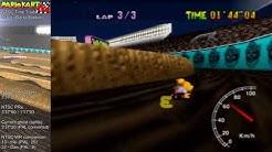 "MK64 - NTSC World Record on Wario Stadium - 1'11""78"