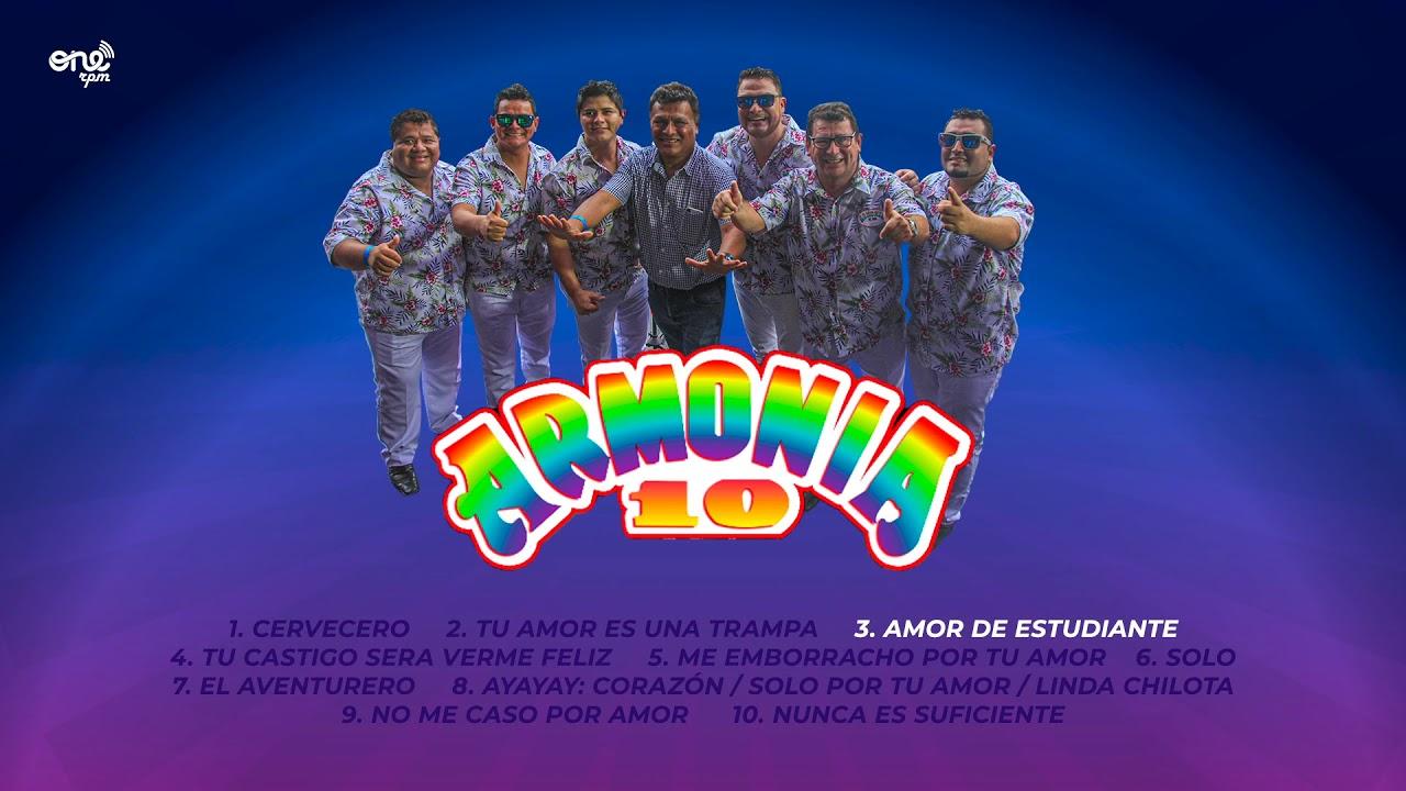 ARMONÍA 10 - LO MEJOR DE ARMONÍA 10 MIX