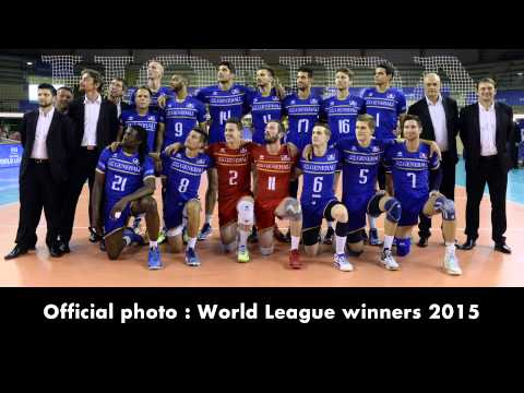 REMI GAILLARD PRANKS WORLD CHAMPION VOLLEYBALL TEAM