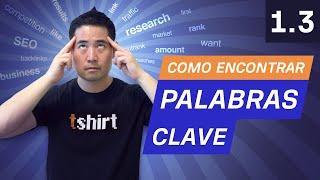 Análisis de Palabras Clave Pt. 2: Palabras Clave para tu Sitio Web