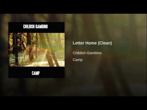 Letter Home (Clean)