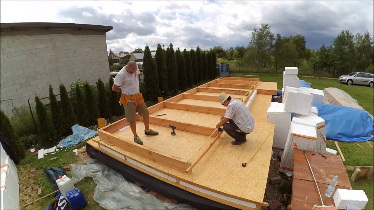 Sip Panel House Diy Tiny House Build Yourself Youtube